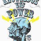 Knowledge is Power by deerokone
