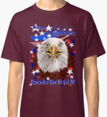 Grand Ol' Eagle-Independence Day Classic T-Shirt