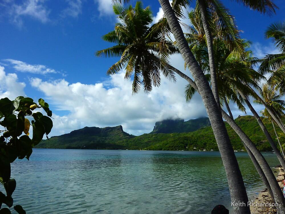 Bora Bora Dreamtime by Keith Richardson