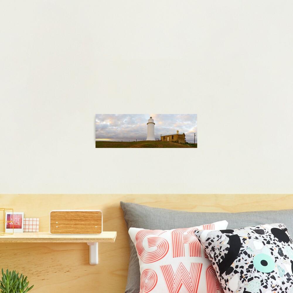 Point Malcom Lighthouse, Lake Alexandrina, South Australia Photographic Print