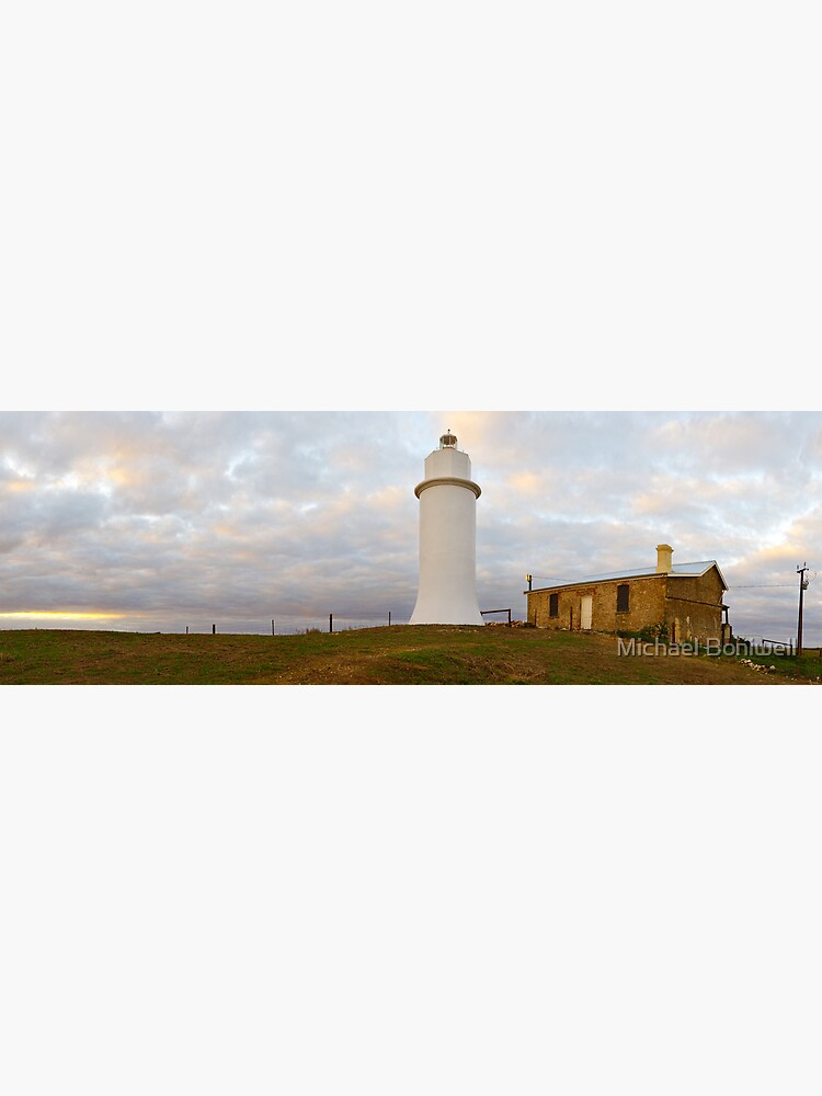 Point Malcom Lighthouse, Lake Alexandrina, South Australia by Chockstone
