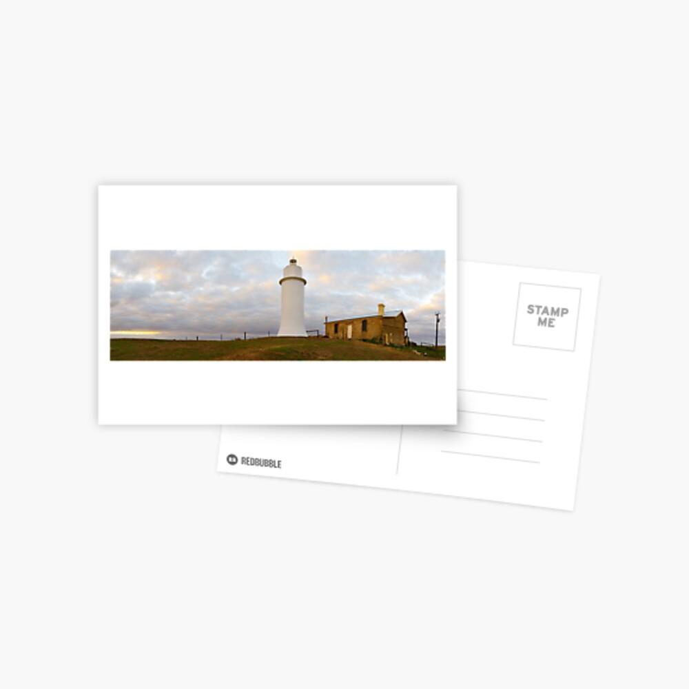 Point Malcom Lighthouse, Lake Alexandrina, South Australia Postcard