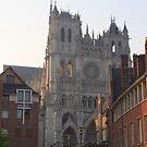 Amiens Cathedral by Danika & Scott Bennett-McLeish
