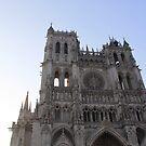 Amiens Cathedral II by Danika & Scott Bennett-McLeish