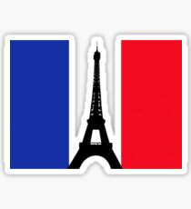 Eiffel Tower T-Shirt Sticker