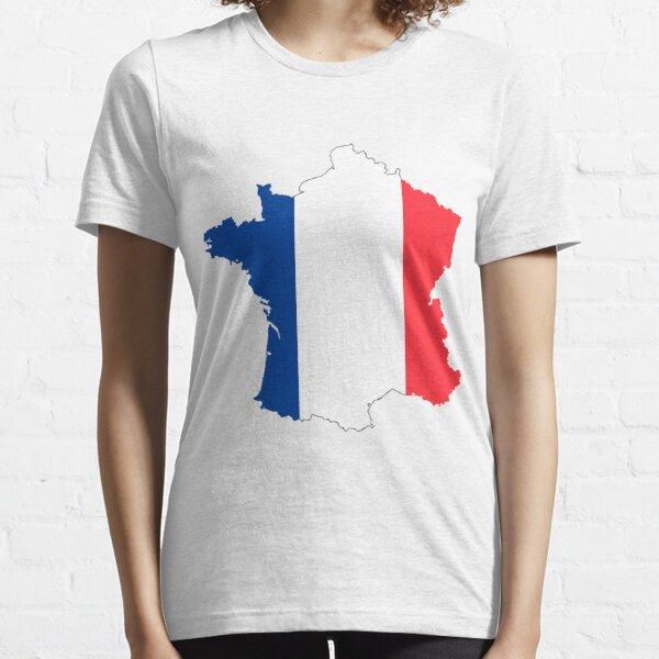 """France """"Hexagone"""" T-Shirt Essential T-Shirt"""