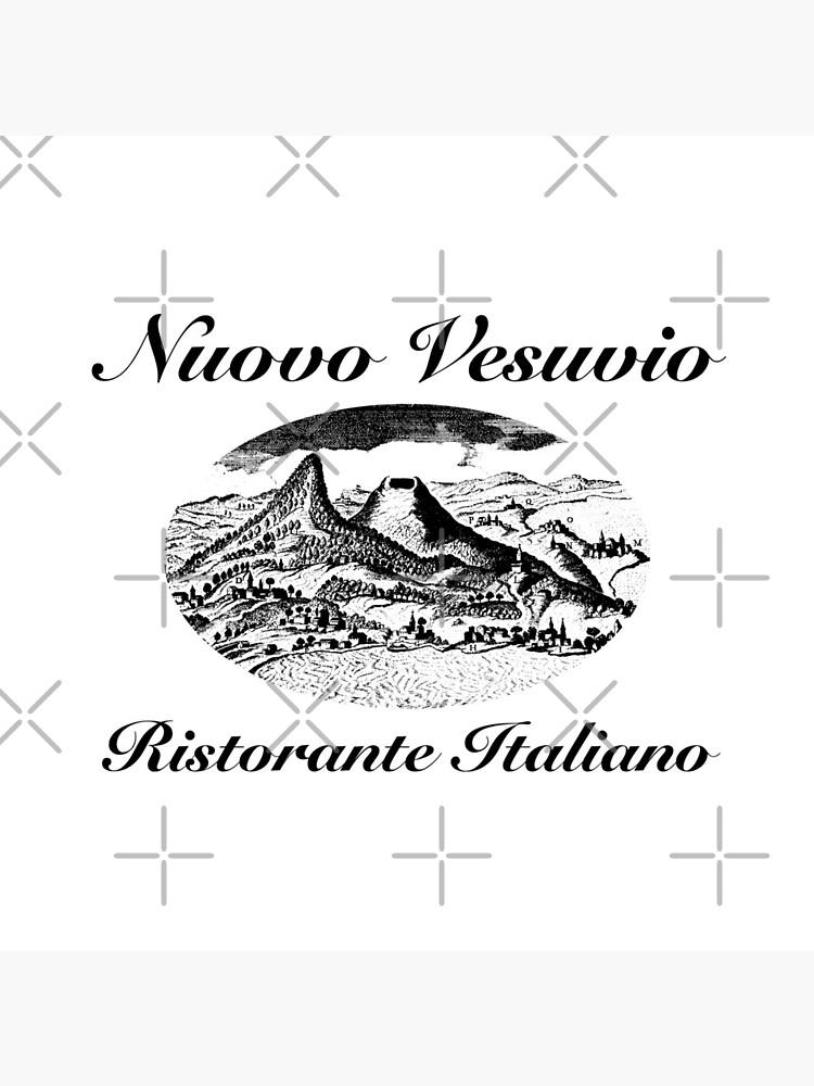 Nuovo Vesuvio (Artie Bucco, Sopranos) by fandemonium