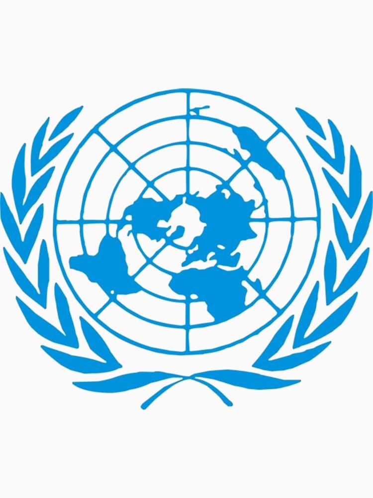 United Nations T-Shirt   Unisex T-Shirt