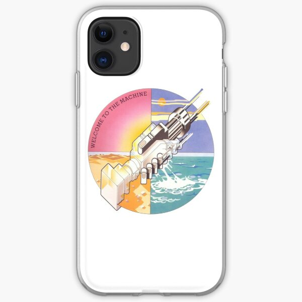 Machine Hand iPhone Soft Case
