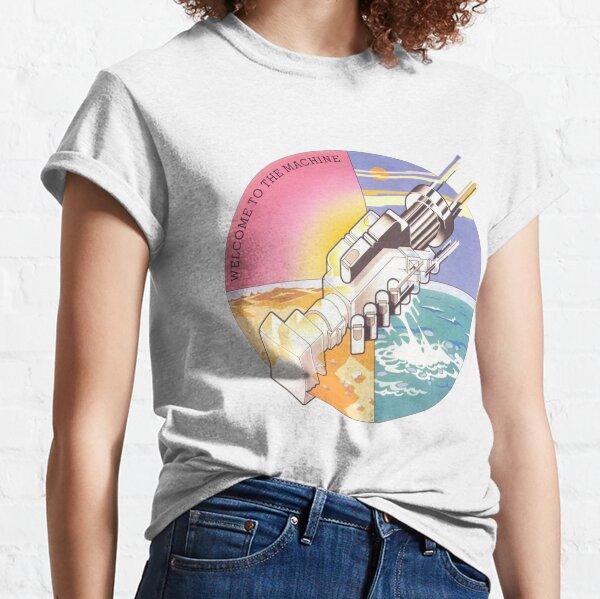 Machine Hand Classic T-Shirt
