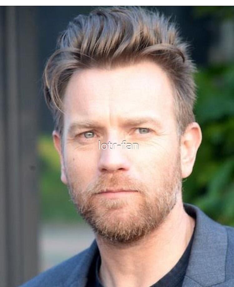 Ewan Mcgregor Ipad Case Skin By Lotr Fan Redbubble