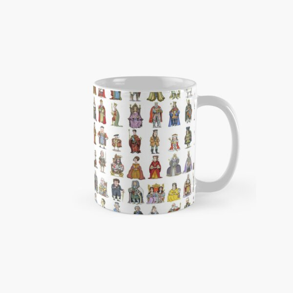 British Monarchs: The Complete Set Classic Mug