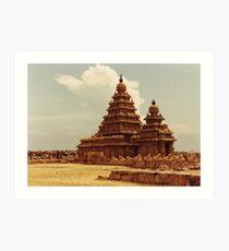 Time for a Pallava Art Print
