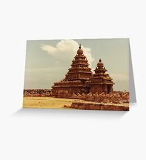 Time for a Pallava Greeting Card