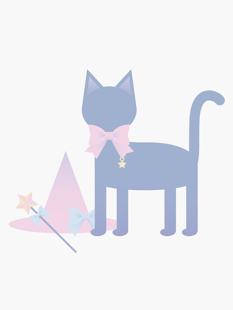 My Cat is a Magical Girl by lucidly
