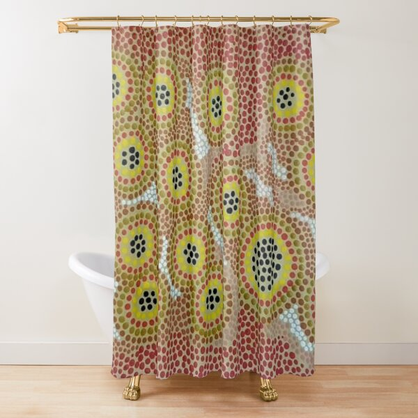 Coming together  Shower Curtain