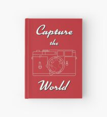 Capture the World Hardcover Journal