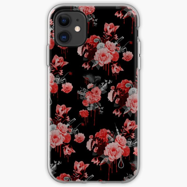 Deadly Wallpaper iPhone Soft Case