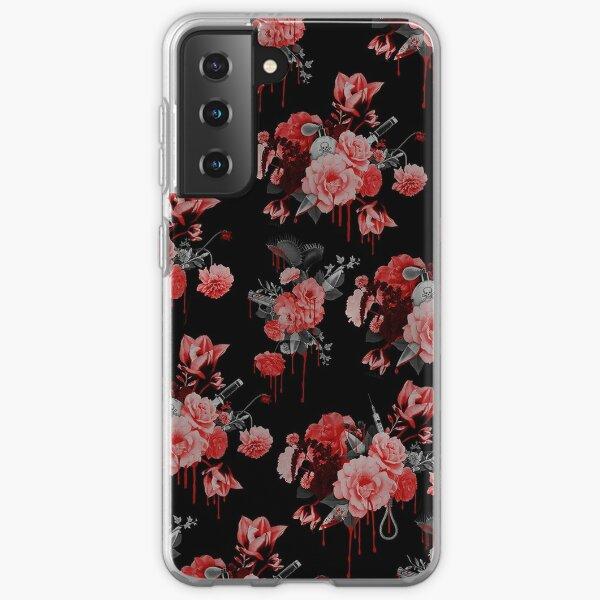 Deadly Wallpaper Samsung Galaxy Soft Case