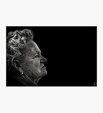 Faces of Venice - The Cook Photographic Print