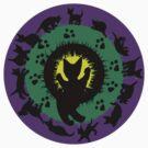 Tinsycat Mandala by Initially NO