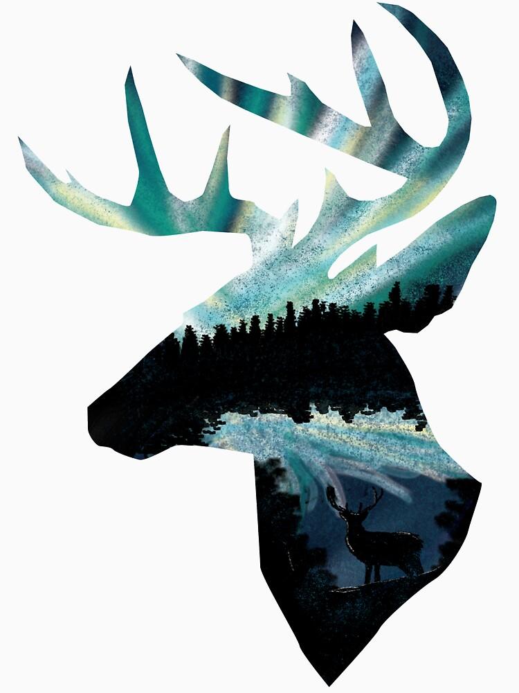 Year of the Deer by AJW3-Art