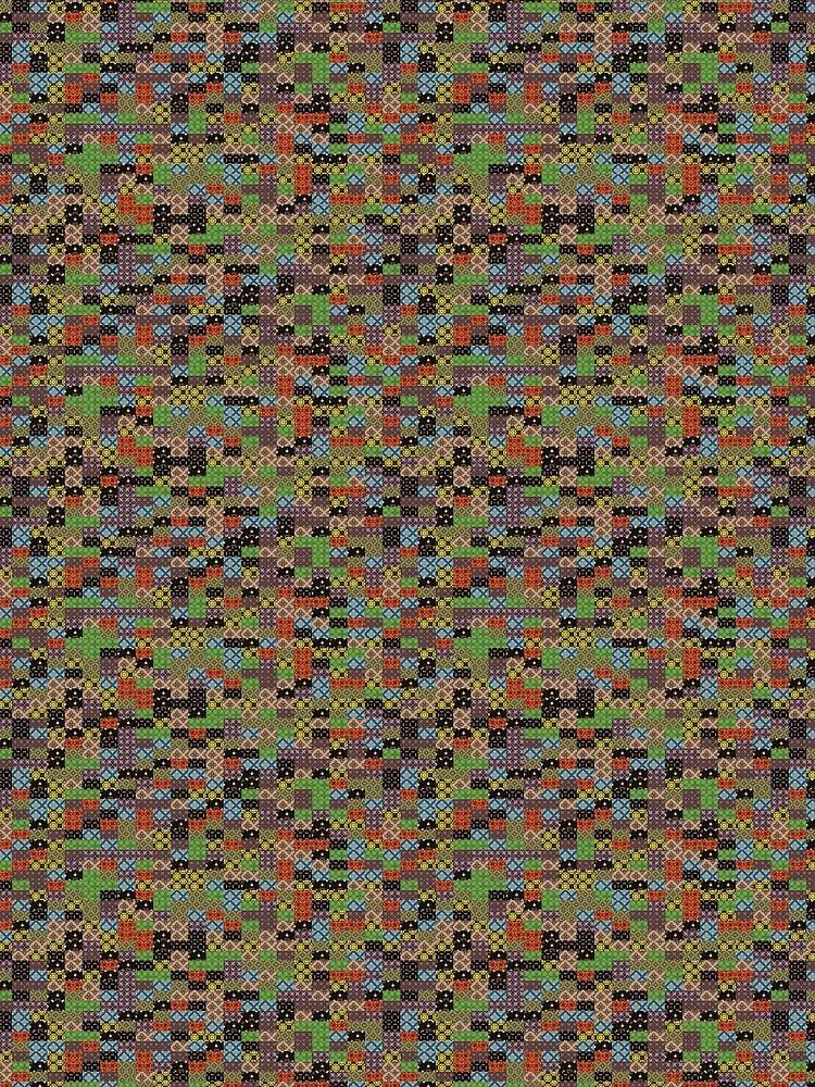 CG Random Pattern by joshlabaw