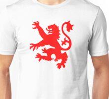 Scottish Lion Unisex T-Shirt