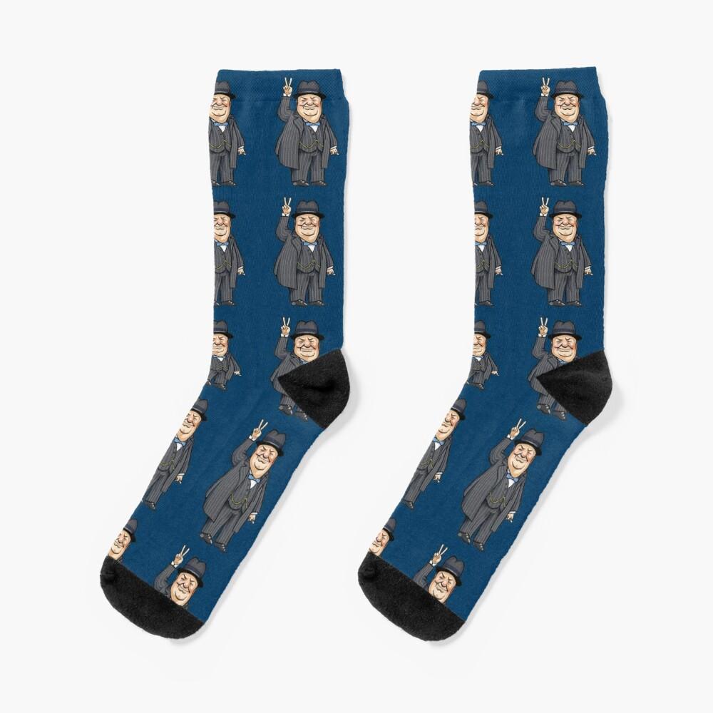 Winston Churchill Socks