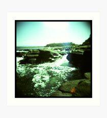 Coast #01 Art Print