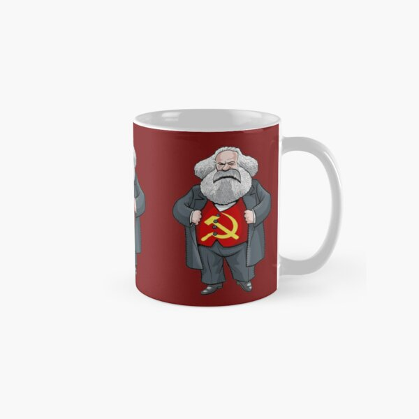Karl Marx Classic Mug