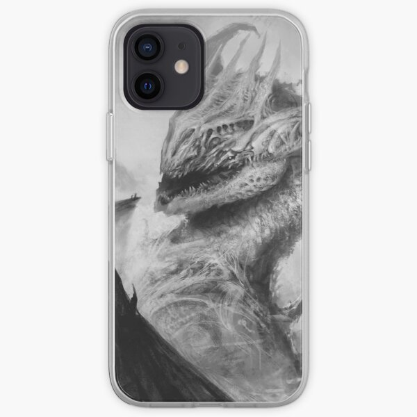 Dragon's Conjuring iPhone Soft Case