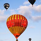 Up, up and away by Lorraine Parramore