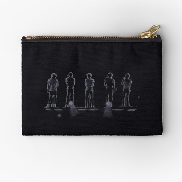 One Direction Zipper Pouch