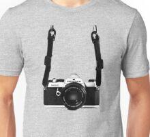 Vintage 35mm SLR Camera Pentax MX  Unisex T-Shirt