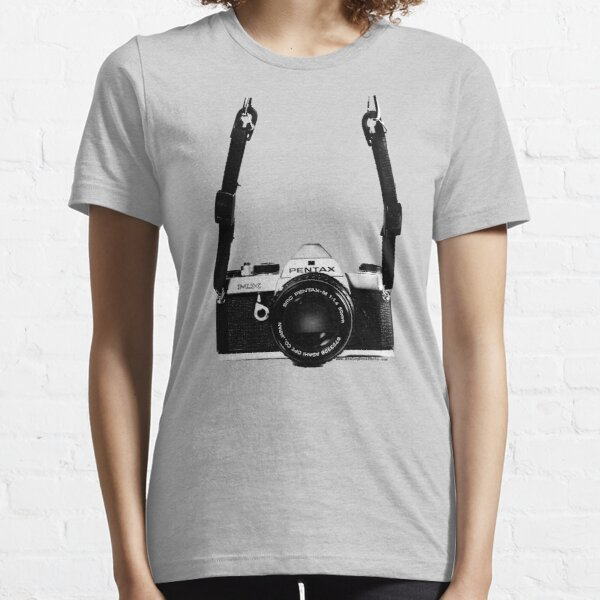 Vintage 35mm SLR Camera Pentax MX  Essential T-Shirt