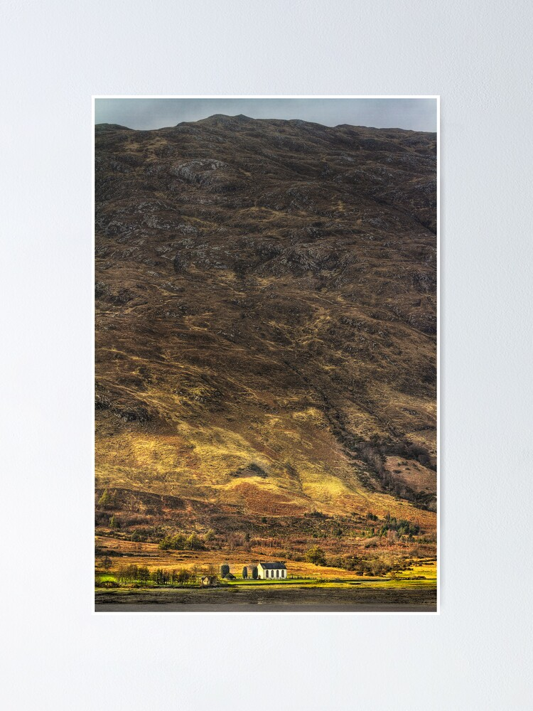 Alternate view of The Kirk by the Hill (2) Poster