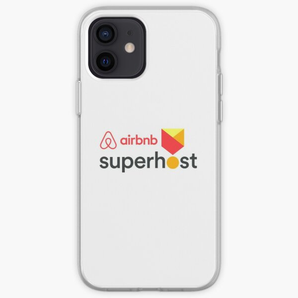 Airbnb Superhost iPhone Soft Case