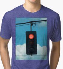 Red Light Tri-blend T-Shirt