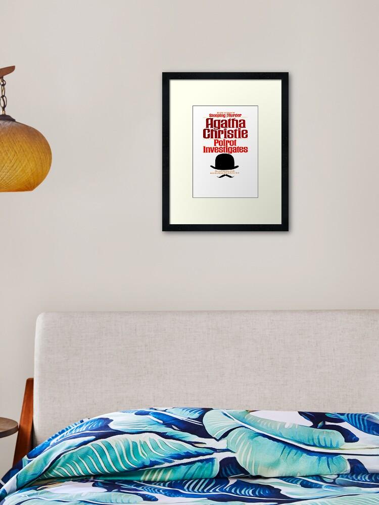 Agatha Christie Books Cushion Covers
