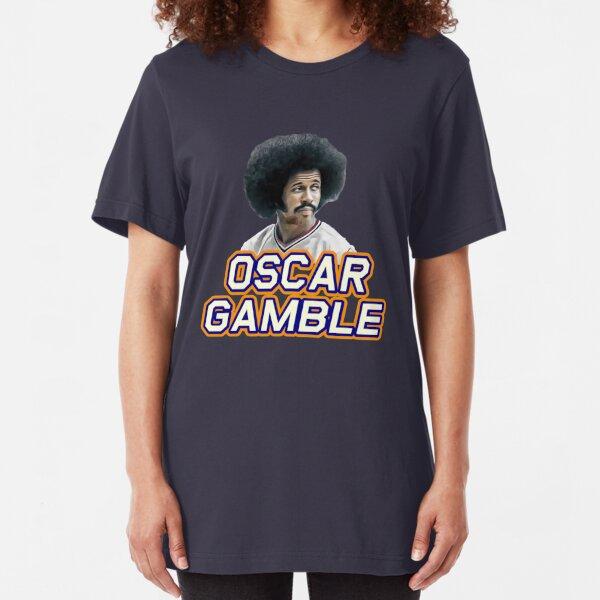 Oscar Gamble Slim Fit T-Shirt