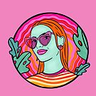 Rose Colored Glasses by doodlebymeg
