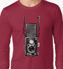Vintage Medium Format Camera Rolleiflex Twin Lens Reflex (TLR) T-Shirt