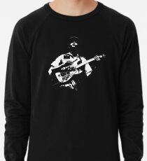 Sudadera ligera Guitarrista oscuro