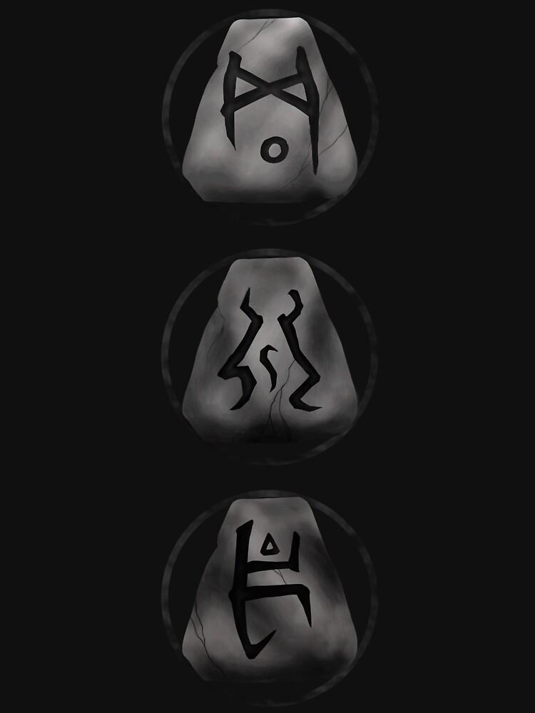 Enigma (Jah Ith Ber) by ElderMoon