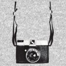 Vintage Camera Diana Plastic Toy Lomo 120 Film by AnalogSoulPhoto