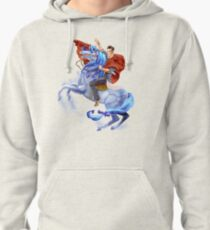 Handsome Jack & Buttstallion (Borderlands 2) Pullover Hoodie
