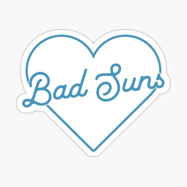 Bad Suns Sticker