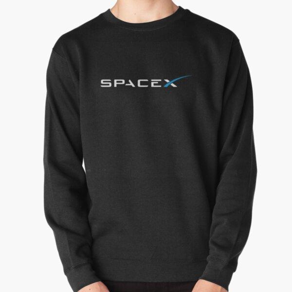 Best Seller - Spacex Merchandise Pullover Sweatshirt