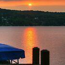 Honeoye Sunset by Raider6569